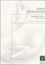 J. Dowland, Pavane vol. 1, ed. Da Vinci